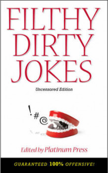 Filthy Dirty Jokes (Heftet)