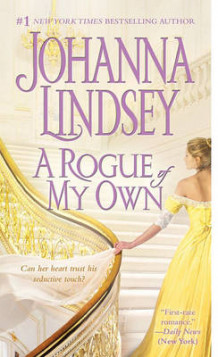 A Rogue of My Own av Johanna Lindsey (Heftet)