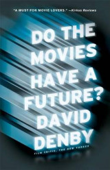 Omslag - Do the Movies Have a Future?