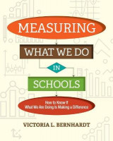 Omslag - Measuring What We Do in Schools