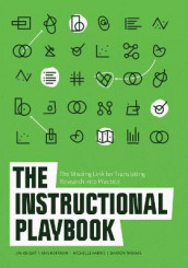 The Instructional Playbook av Michelle Harris, Ann Hoffman, Jim Knight og Sharon Thomas (Heftet)