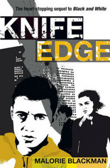 Knife Edge av Malorie Blackman (Innbundet)