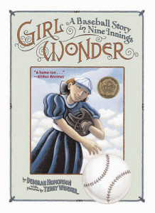 Girl Wonder: A Baseball Story In Nine Innings av Hopkins (Heftet)