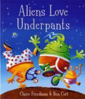 Aliens Love Underpants! av Claire Freedman (Heftet)