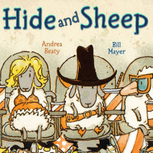 Hide and Sheep av Andrea Beaty (Innbundet)