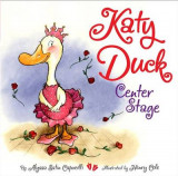 Omslag - Katy Duck, Center Stage