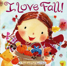 I Love Fall! av Alison Inches (Pappbok)