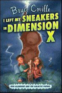 I Left My Sneakers in Dimension X av Bruce Coville (Heftet)
