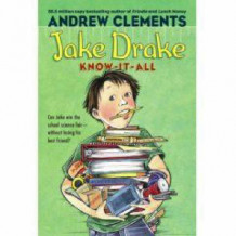 Jake Drake, Know-it-All av Andrew Clements (Heftet)