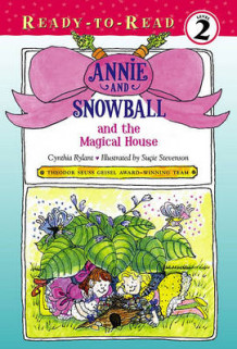 Annie and Snowball and the Magical House av Cynthia Rylant (Heftet)
