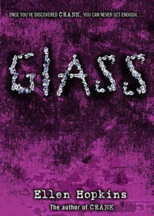 Glass av Ellen Hopkins (Innbundet)