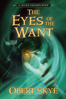 Eyes of the Want av Obert Skye (Heftet)