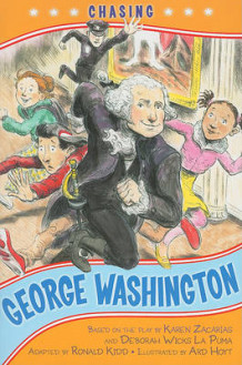 Chasing George Washington (Heftet)