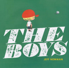 The Boys av Jeff Newman (Innbundet)