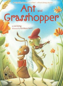 Ant and Grasshopper av Luli Gray (Innbundet)