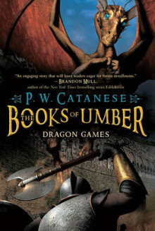 Dragon Games av P W Catanese (Heftet)