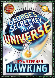 George's Secret Key to the Universe av Stephen Hawking og Lucy Hawking (Innbundet)