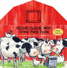 Click Clack Moo: Book and Play Set av Doreen Cronin (Innbundet)