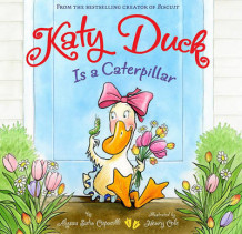 Katy Duck is a Caterpillar av Henry Cole (Innbundet)