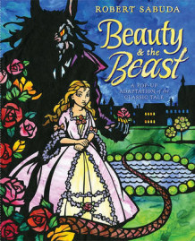Beauty & the Beast av Robert Sabuda (Innbundet)