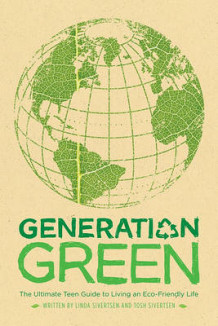 Generation Green av Linda Sivertsen og Tosh Sivertsen (Heftet)