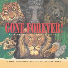 Gone Forever av Sandra Markle og William Markle (Heftet)