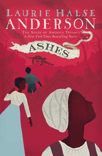 Ashes av Laurie Halse Anderson (Heftet)