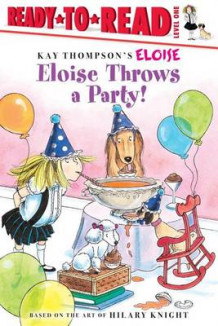 Eloise Throws a Party! (Heftet)
