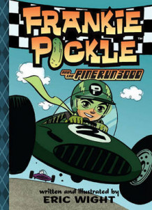 Frankie Pickle and the Pine Run 3000 av Eric Wight (Pappbok)