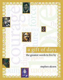 A Gift of Days av Stephen Alcorn (Innbundet)