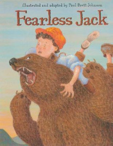 Fearless Jack av Paul Brett Johnson (Heftet)
