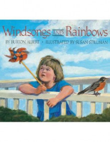 Windsongs and Rainbows av Burton Albert (Heftet)