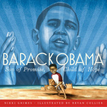 Barack Obama: Son of Promise, Child of Hope av Nikki Grimes (Heftet)