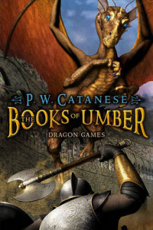 Dragon Games av P.w. Catanese (Innbundet)