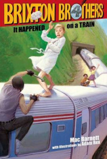 It Happened on a Train av Mac Barnett (Heftet)