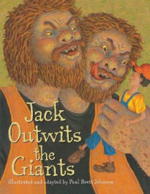Jack Outwits the Giants av Paul Brett Johnson (Heftet)