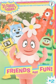 Yo Gabba Gabba: Friends Are Fun! av Lauryn Silverhardt (Heftet)