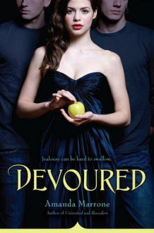 Devoured av Amanda Marrone (Heftet)