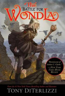 The Battle for WondLa av Tony DiTerlizzi (Innbundet)
