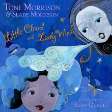 Little Cloud and Lady Wind av Toni Morrison og Slade Morrison (Innbundet)