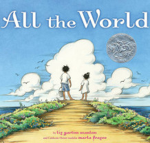 All the World av Liz Garton Scanlon (Innbundet)
