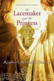 The Lacemaker and the Princess av Kimberly Brubaker Bradley (Heftet)