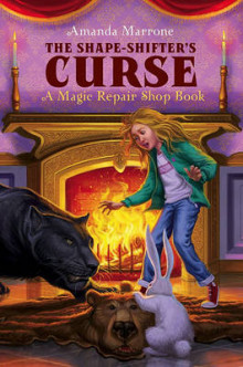 The Shape-Shifter's Curse av Amanda Marrone (Heftet)