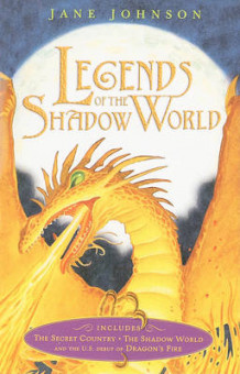 Legends of the Shadow World av Jane Johnson (Heftet)