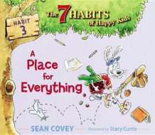 7 HABITS #3 Place for Everything av Sean Covey (Pappbok)