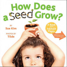 How Does a Seed Grow? av Sue Kim (Pappbok)