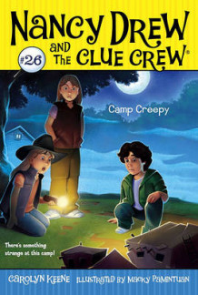 Camp Creepy av Carolyn Keene (Heftet)