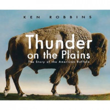 Thunder on the Plains av Ken Robbins (Heftet)