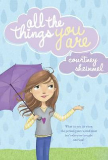 All the Things You Are av Courtney Sheinmel (Heftet)