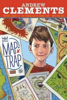 The Map Trap av Andrew Clements (Heftet)
